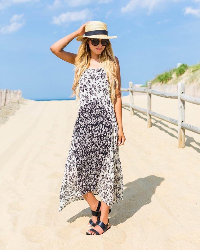 Karen Kane sustainable womenswear