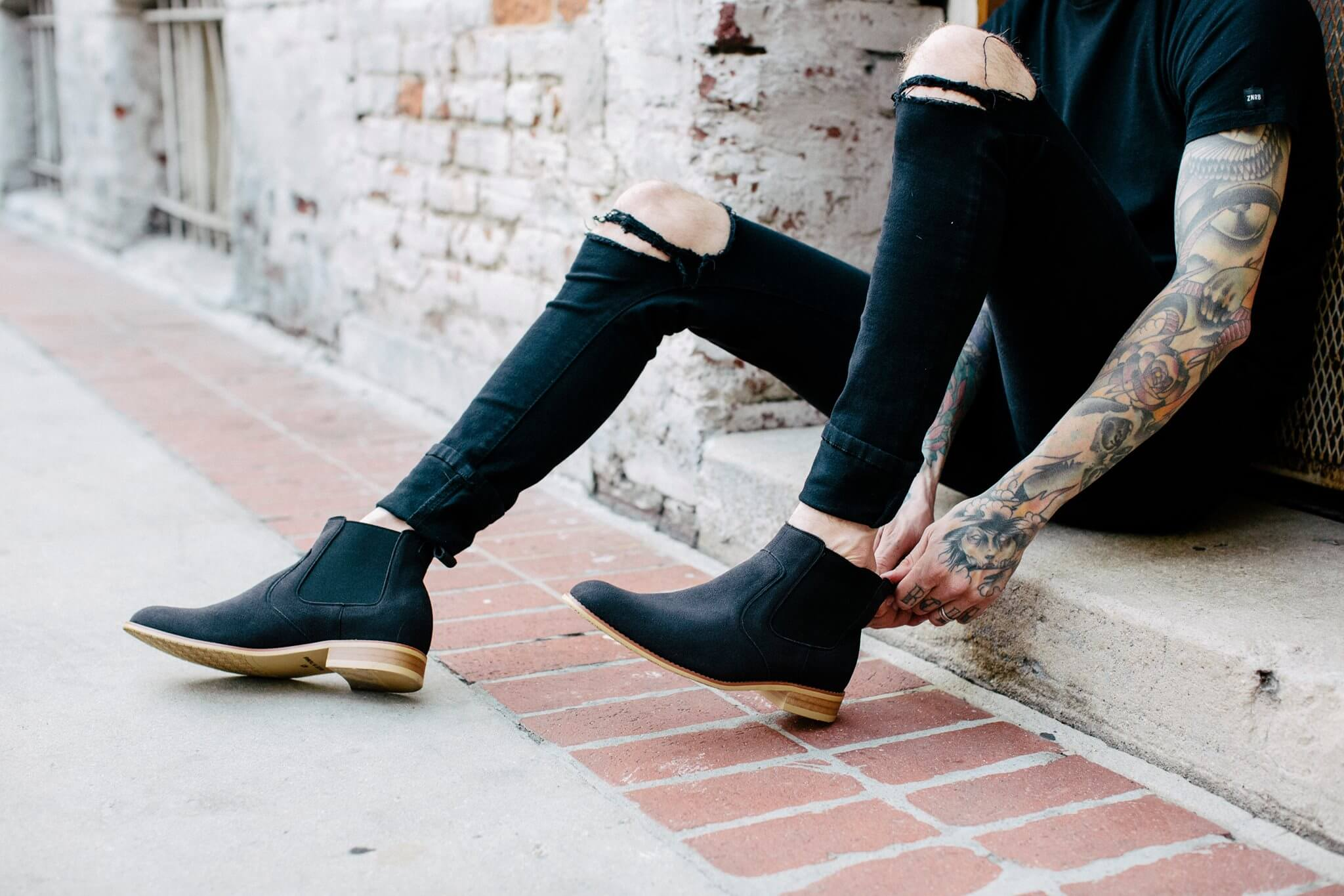 Tastemaker Supply Vegan Shoes