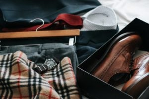 sustainable luxury menswear brands