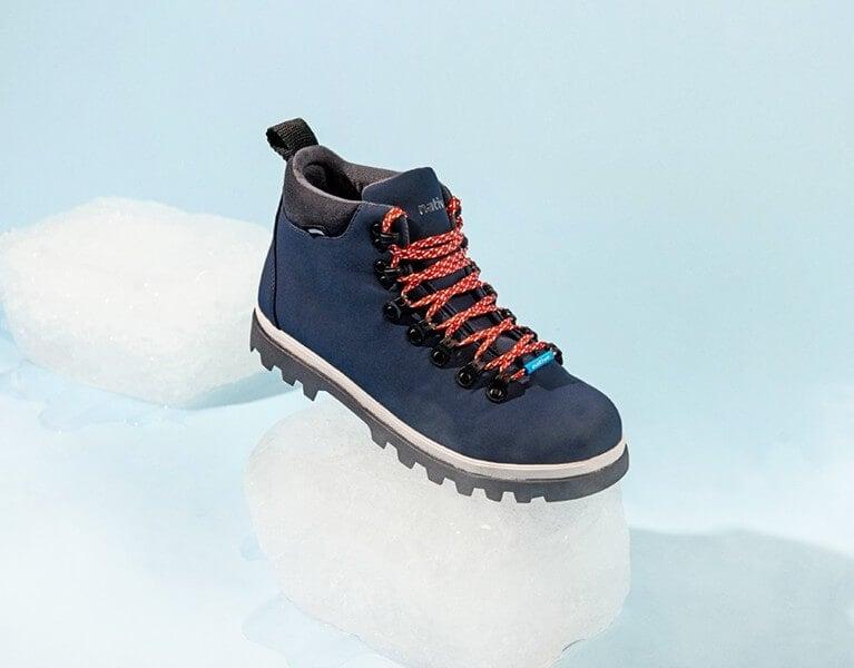 Native Shoes vegan hiking boots