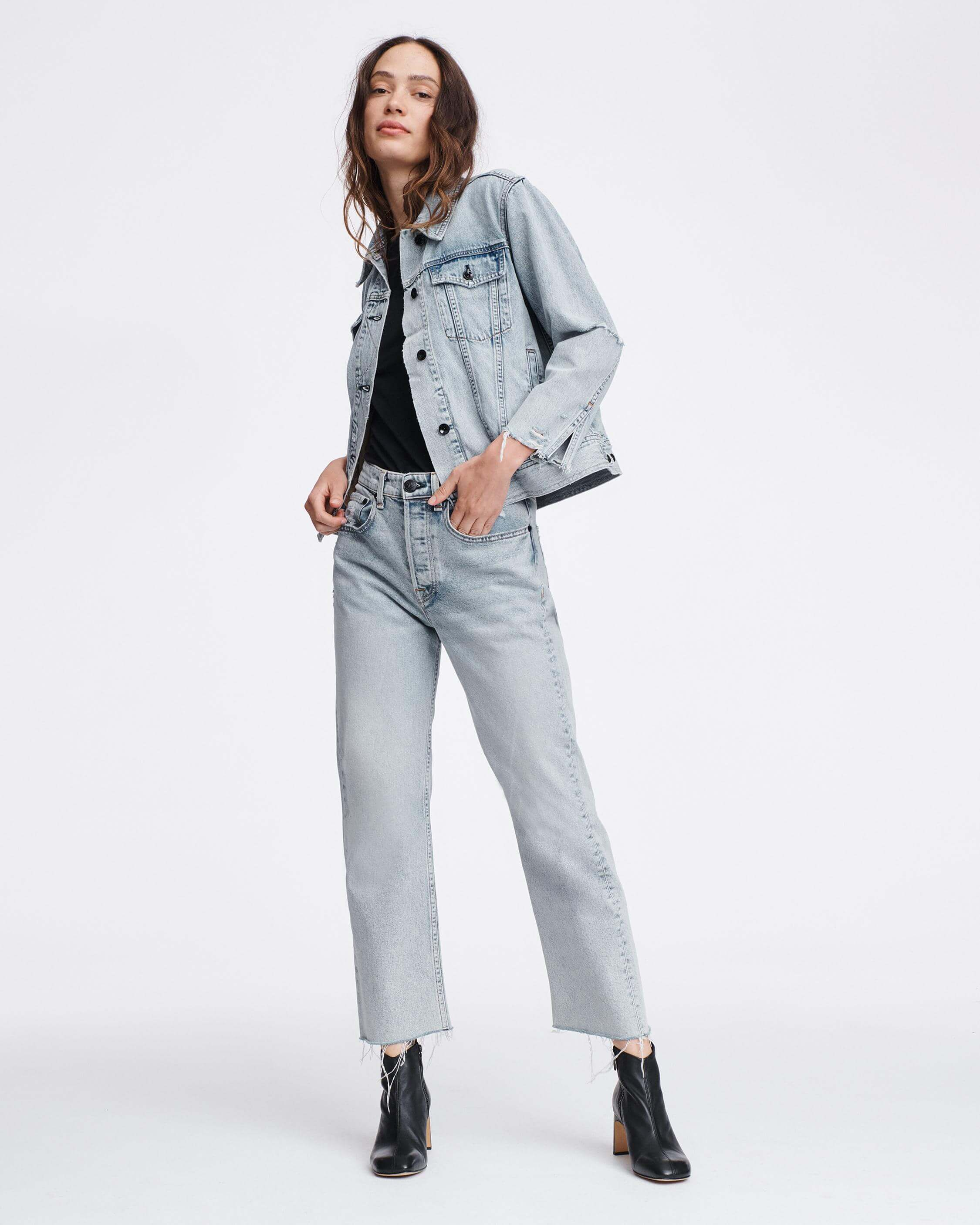 Rag and Bone sustainable womenswear NYC