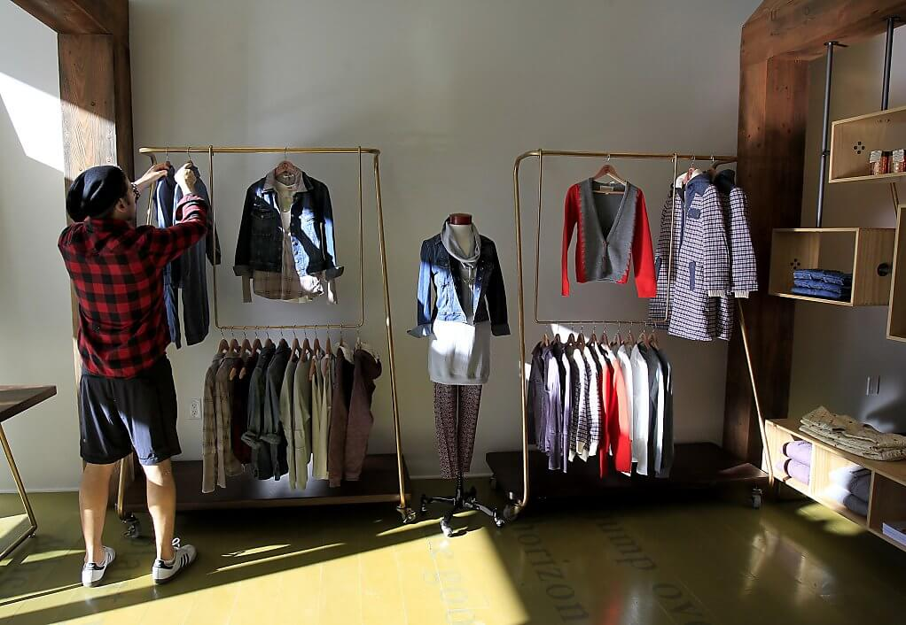 Alternative Apparel San Francisco sustainable brand