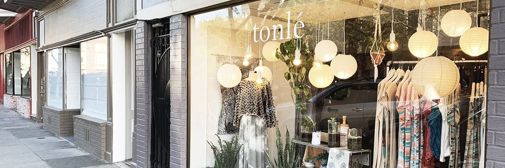 Tonle San Francisco sustainable brand