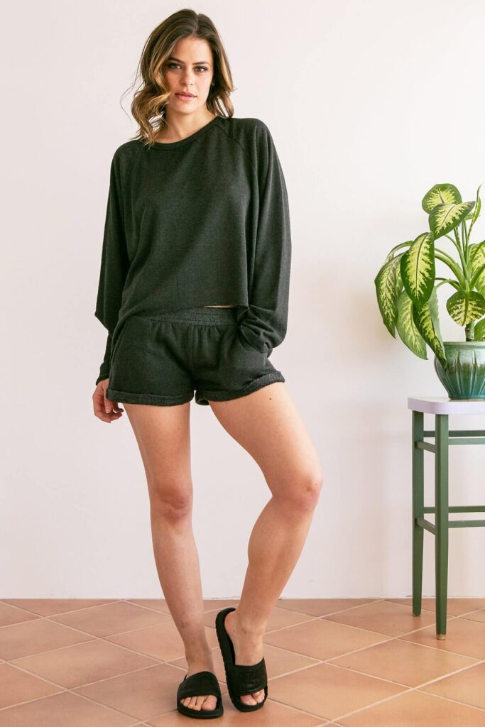 LA Relaxed Sustainable Clothing