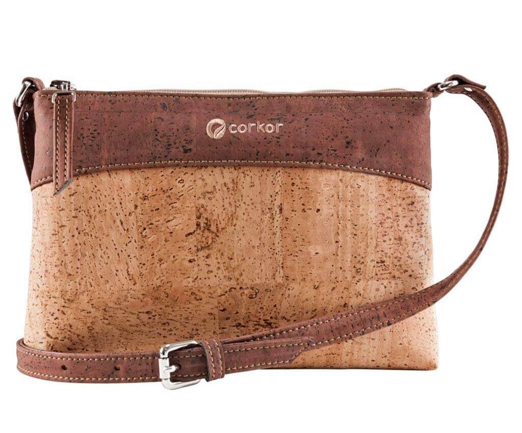Corkor cork purse from Portugal