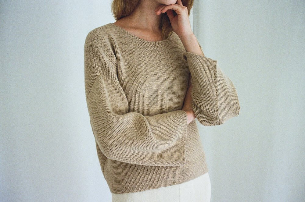 Han Starnes Nashville Sustainable knitwear Brand