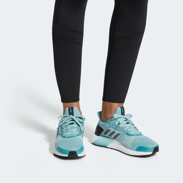 Adidas x Parley eco-friendly sneakers