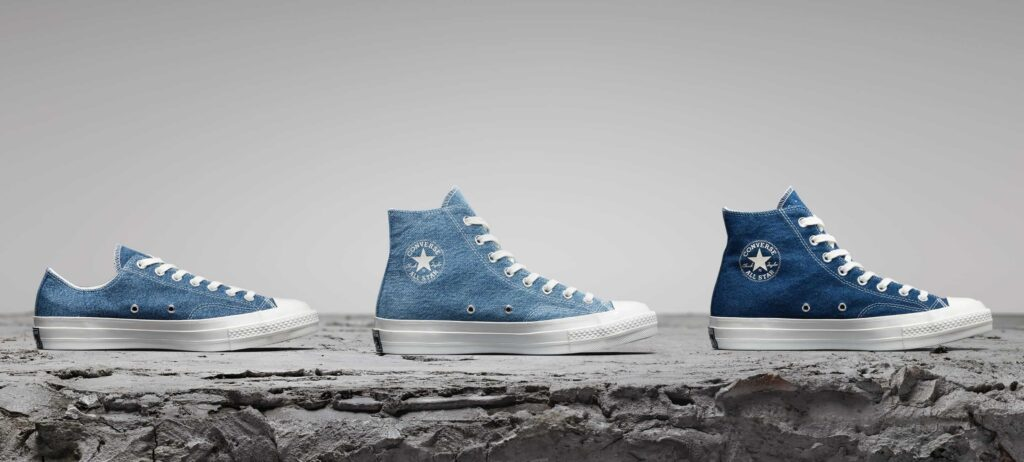 converse renew sustainable sneakers