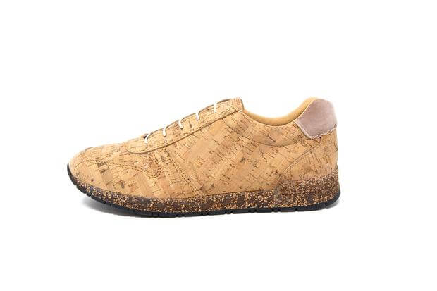 cork sneakers by tastemaker supply