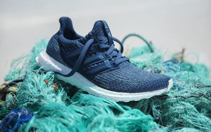 adidas x parley eco-friendly running shoes