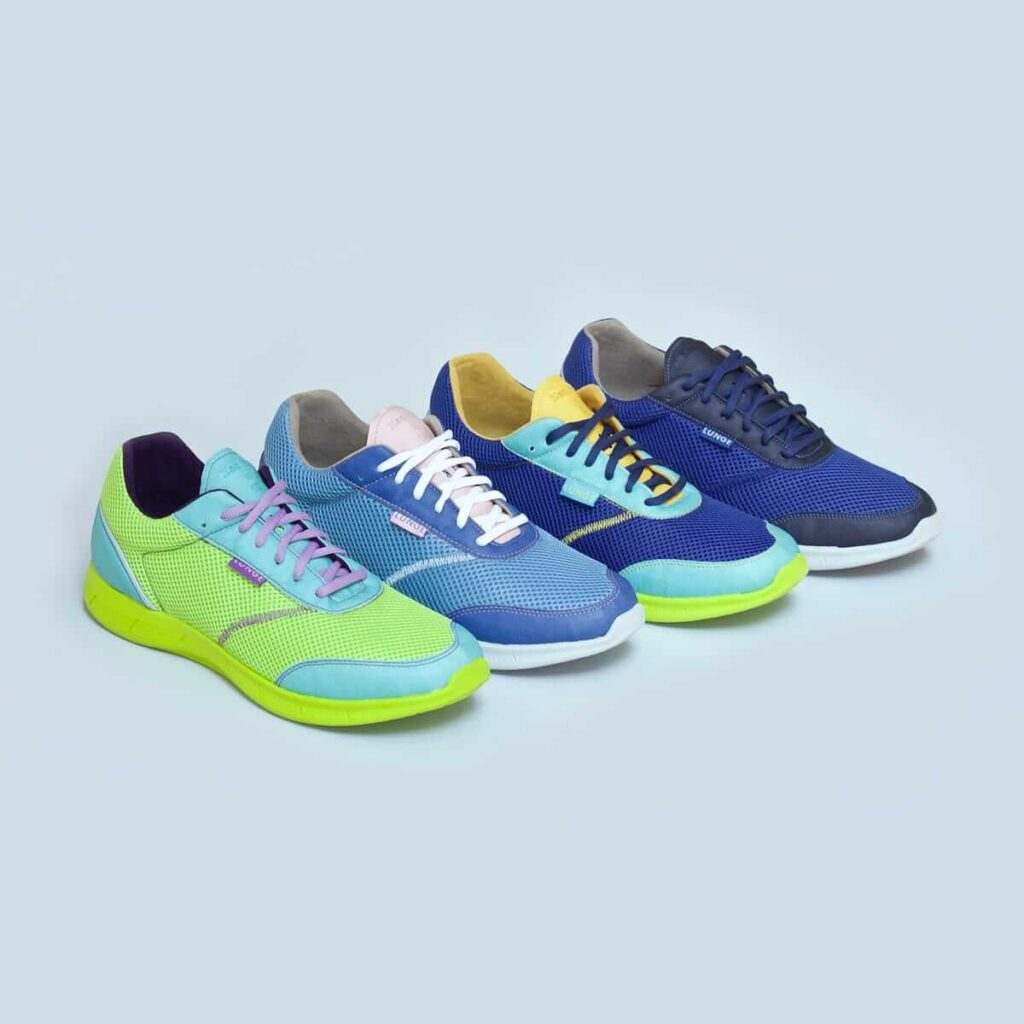 Lunge Neo Run sustainable running shoes