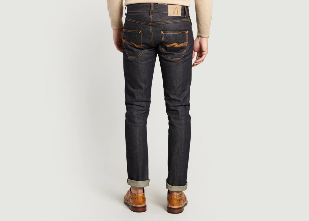 Nudie Jeans sustainable denim