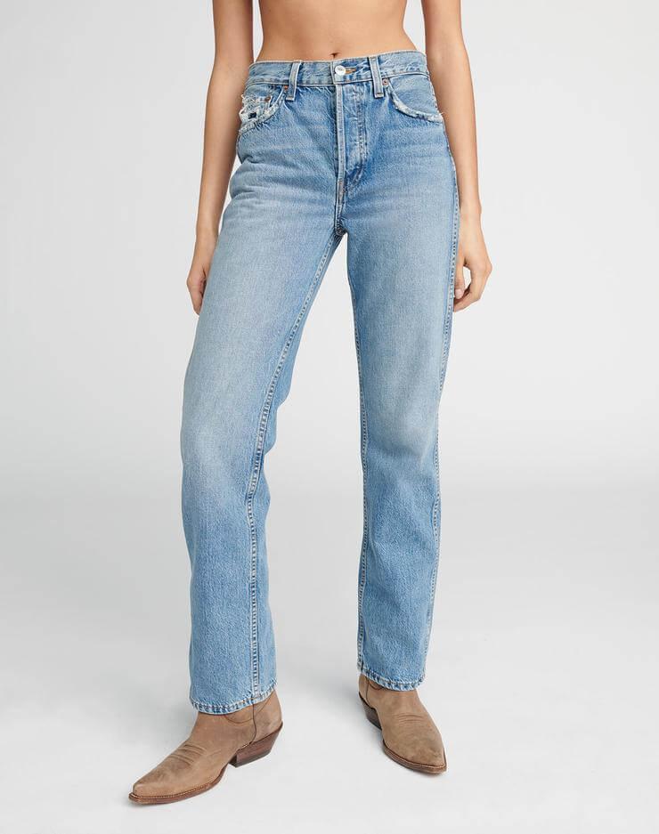 redone eco-friendly jeans