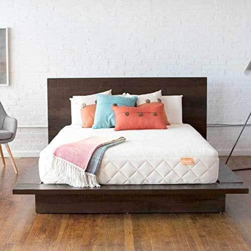 happsy organic mattress brand