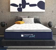 signature sleep organic brand