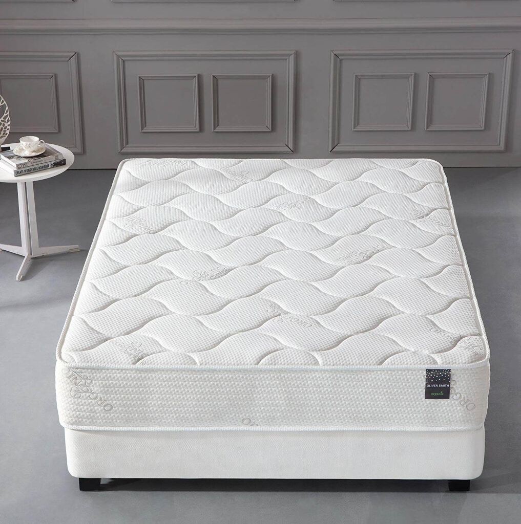 smith and oliver organic mattress brand