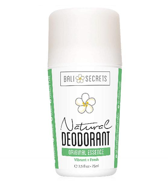 bali secrets deodorant