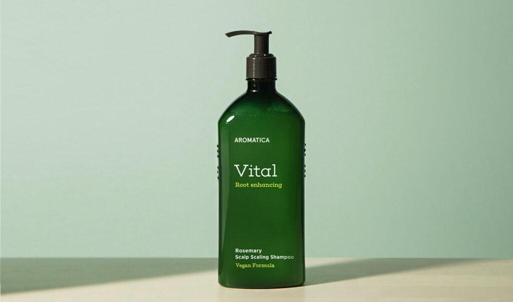 aromatica organic shampoo