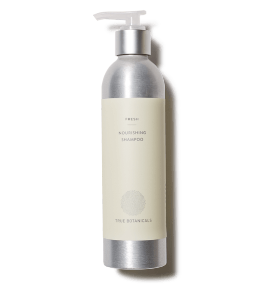 true botanicals natural shampoo