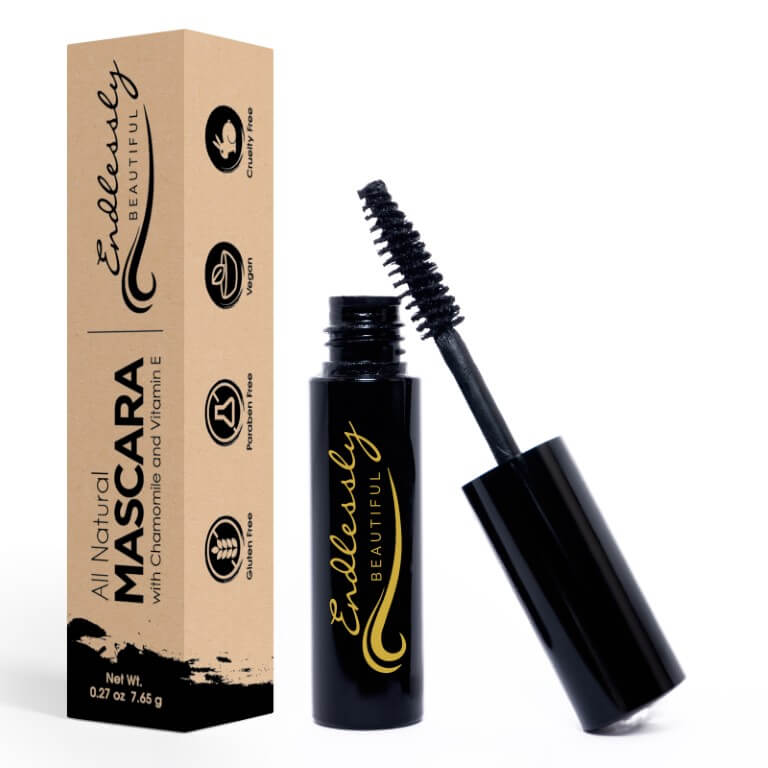 Endlessly Beautiful Organic Vegan Mascara