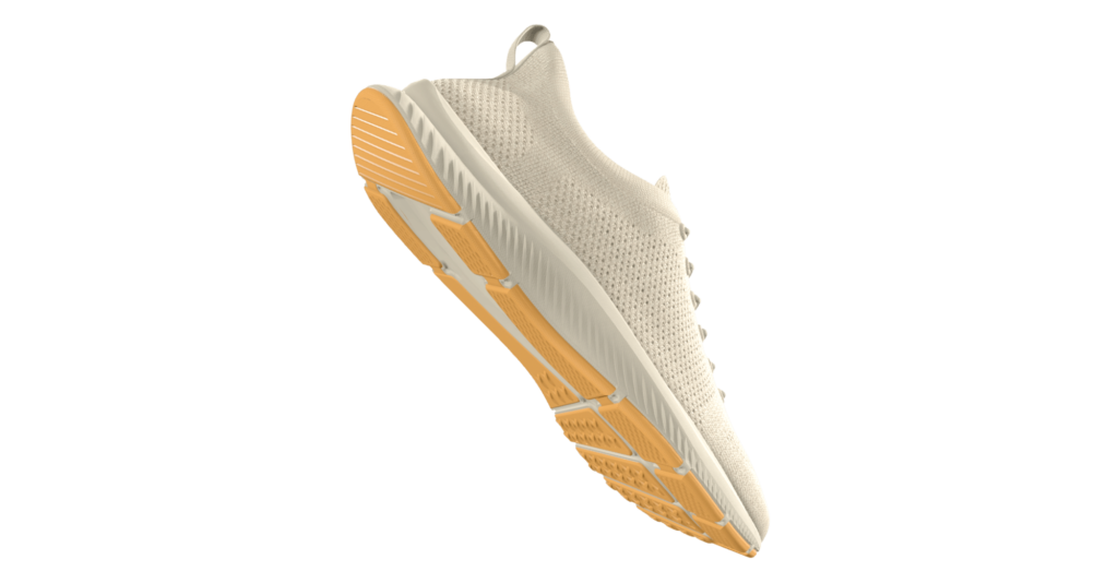 Hylo sustainable running shoes
