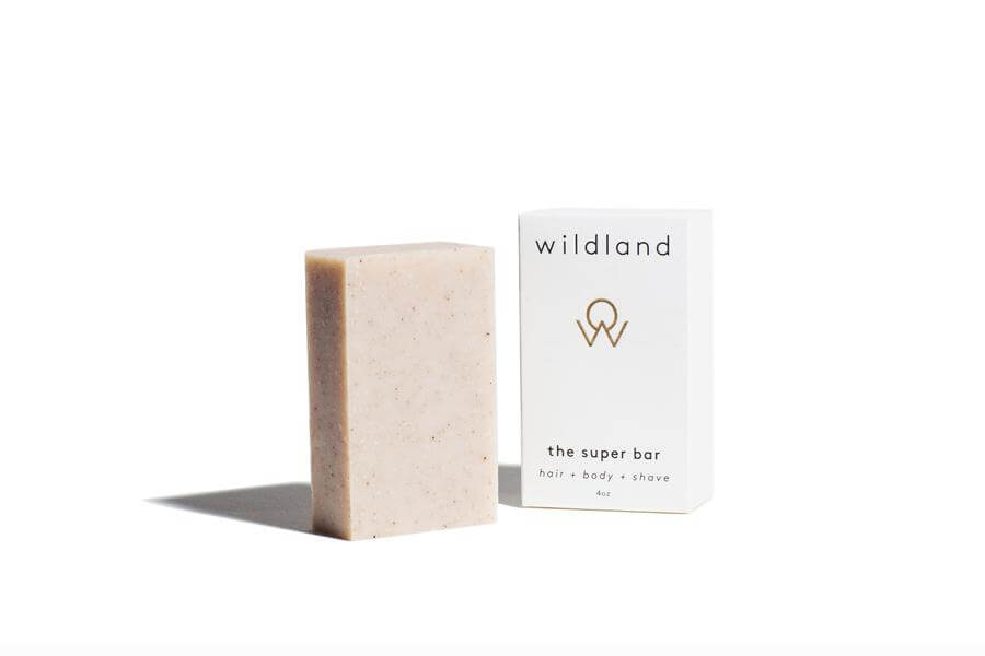 wildland organics natural shampoo bars