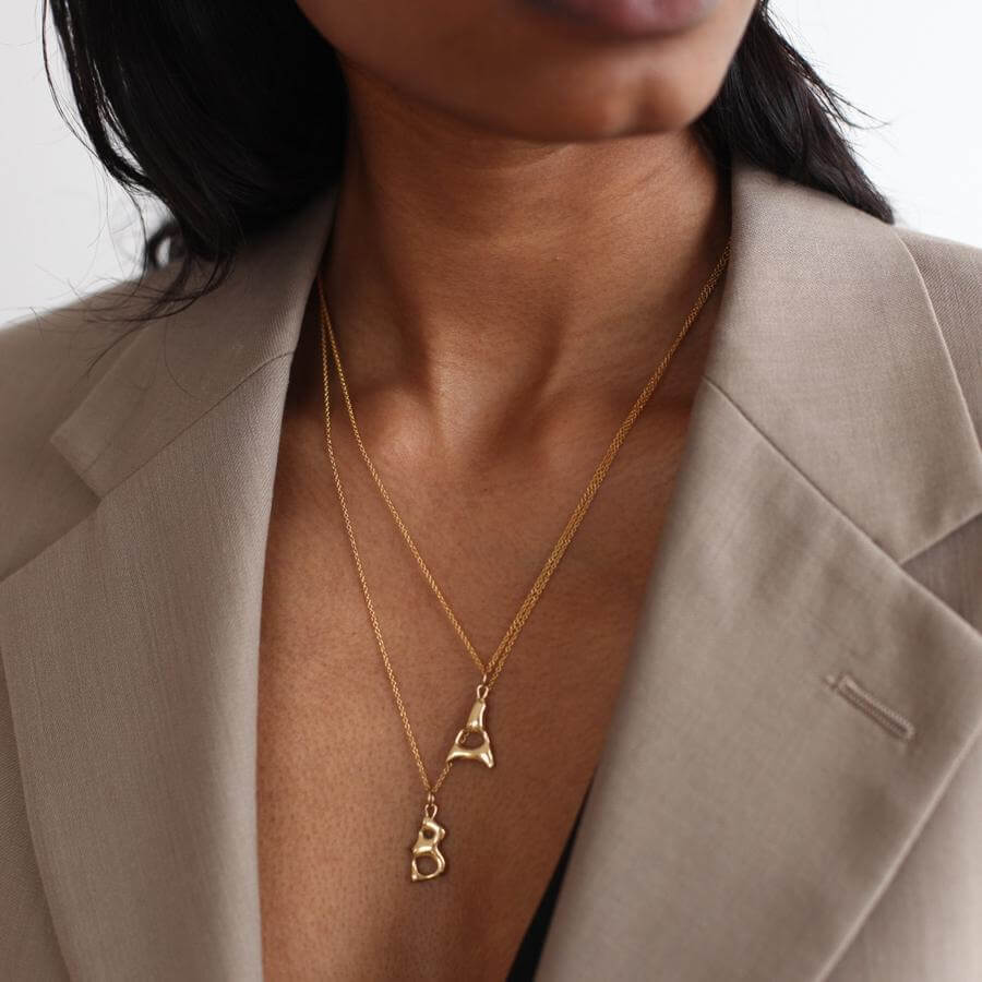 BAR jewellery sustainable necklaces
