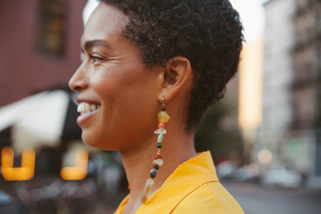 SVNR ethical earrings
