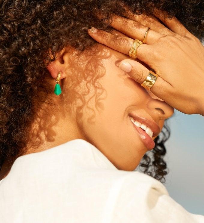 Monica Vinader sustainable jewelry