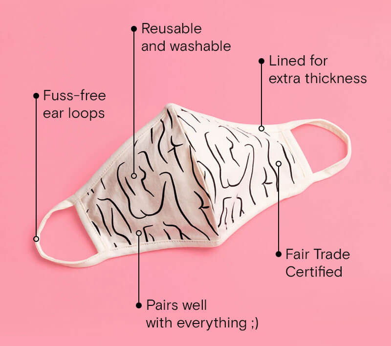 Knickey Sustainable Mask
