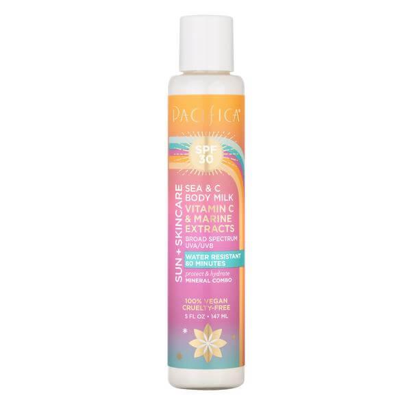 Pacifica cruelty free sunscreen