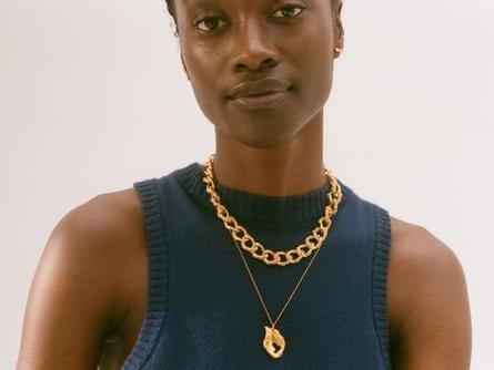 Alighieri sustainable and ethical necklaces