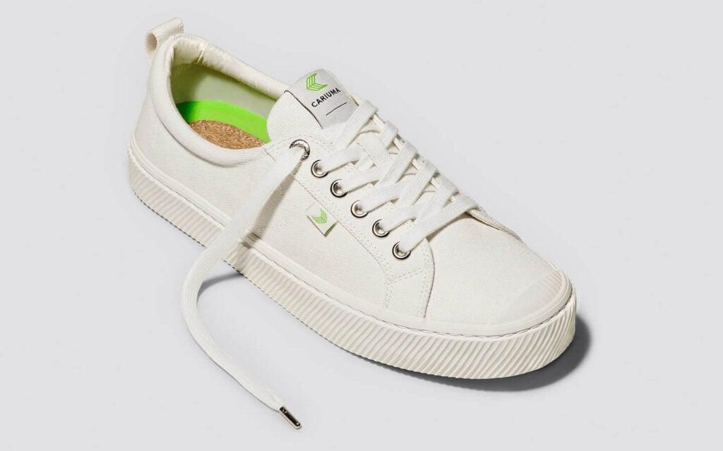 CARIUMa sustainable sneaker brand