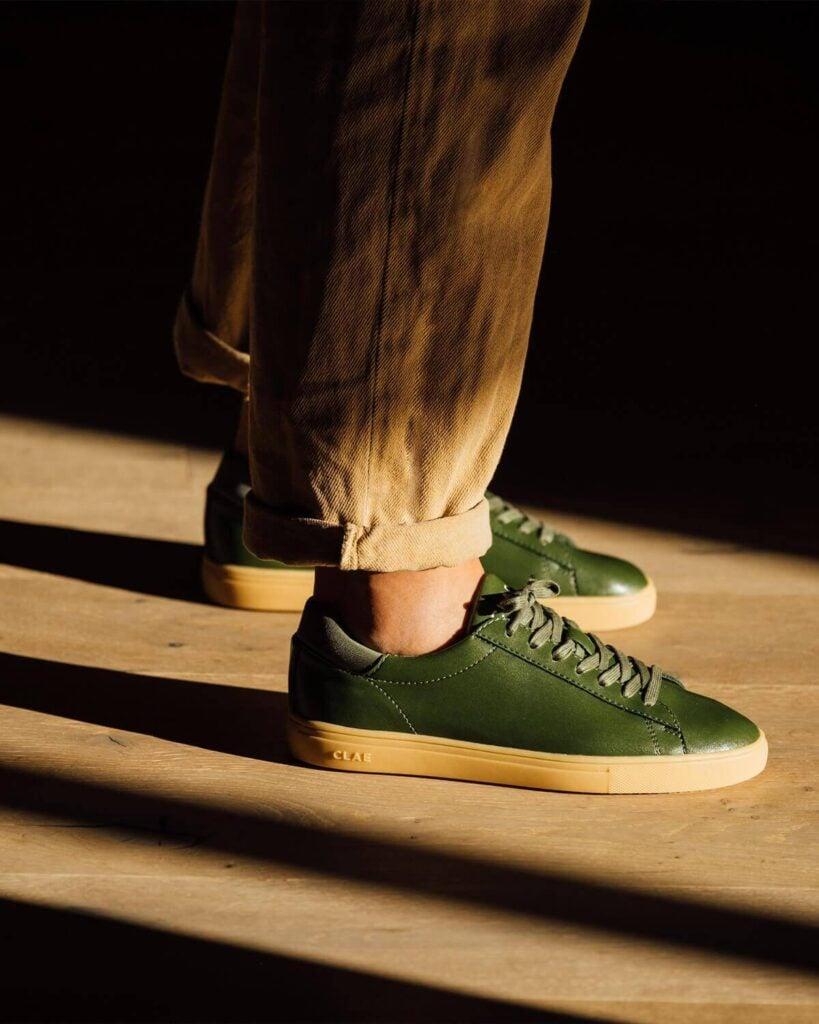 Clae Vegan Sneakers