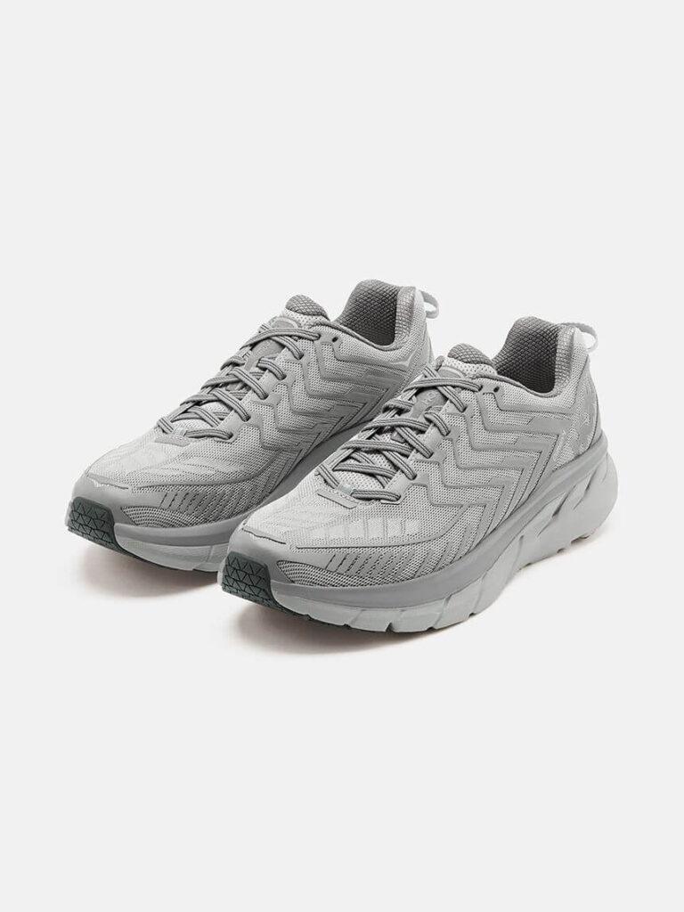 HOKA x OV Clifton running shoes
