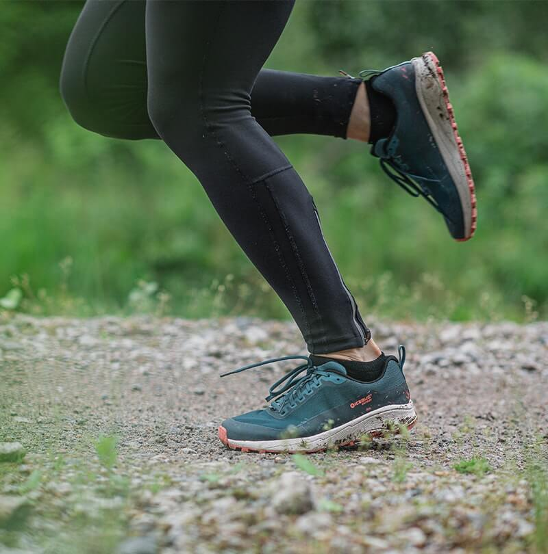 Icebug trail running shoes