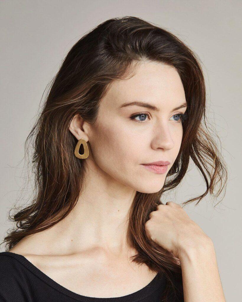 Nisolo sustainable earrings