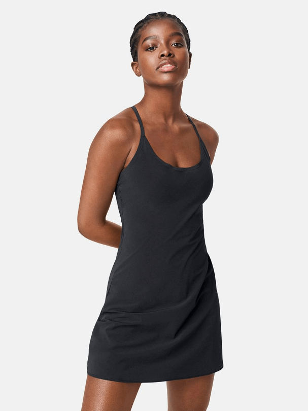 Outdoor Voices sustainable activewear dress
