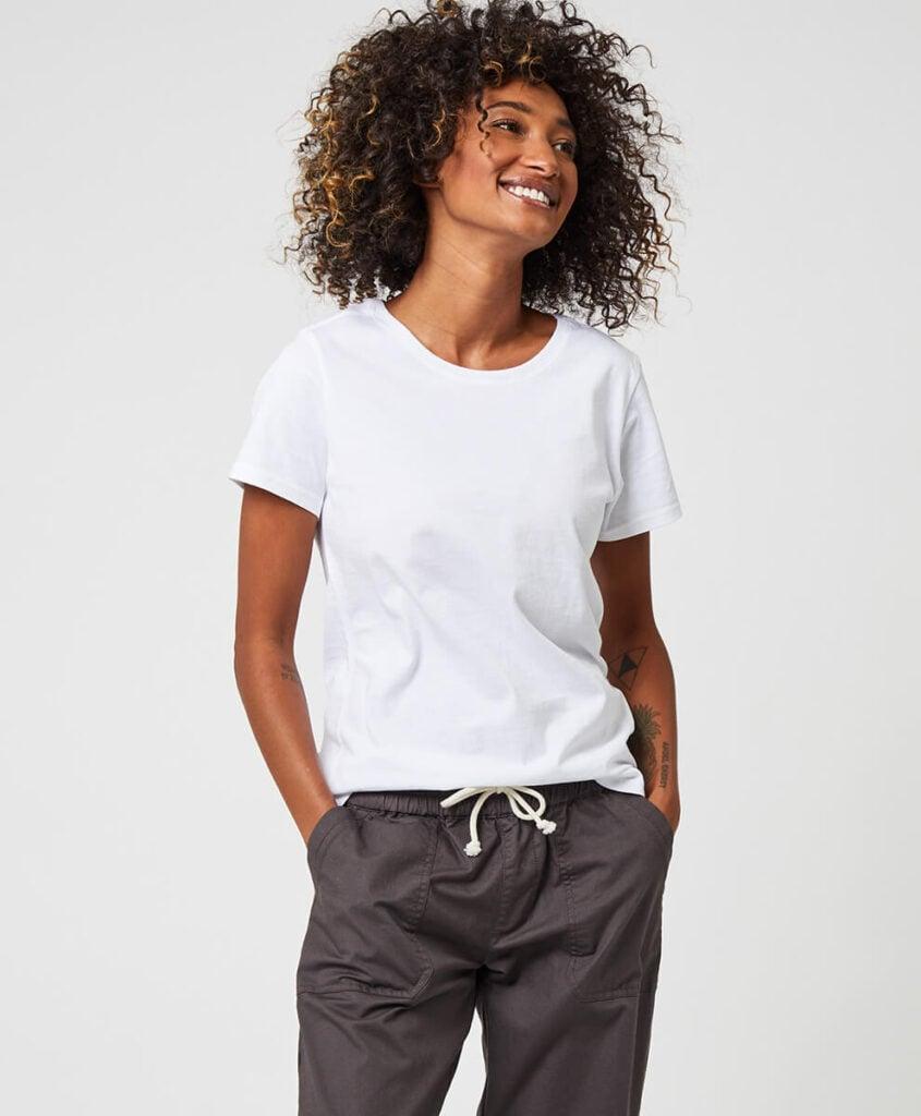 Pact organic t-shirts