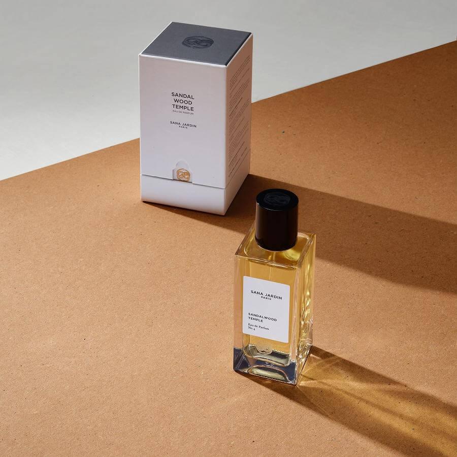Sana Jardin cruelty-free perfume