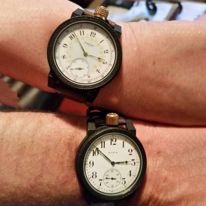 Vortic American-made watches