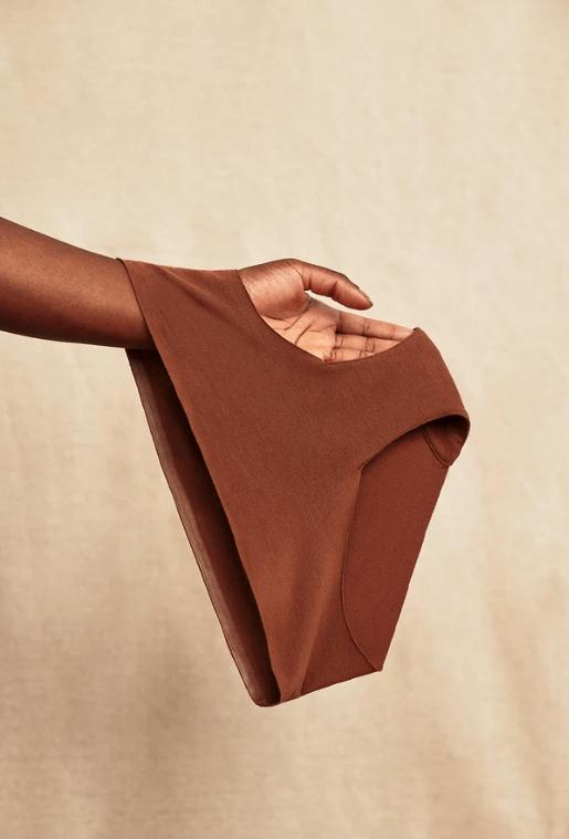 Warp and Weft sustainable underwear