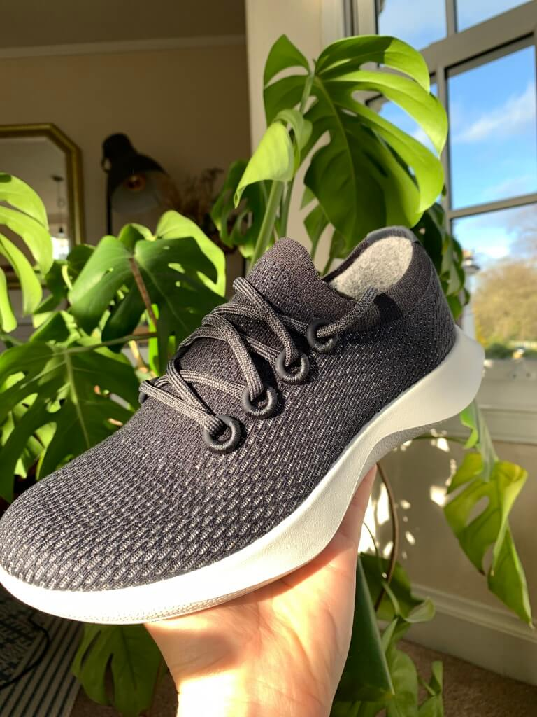 Allbirds Tree Dasher from the front
