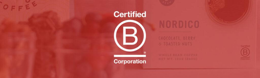 Certified B Corporation Certification