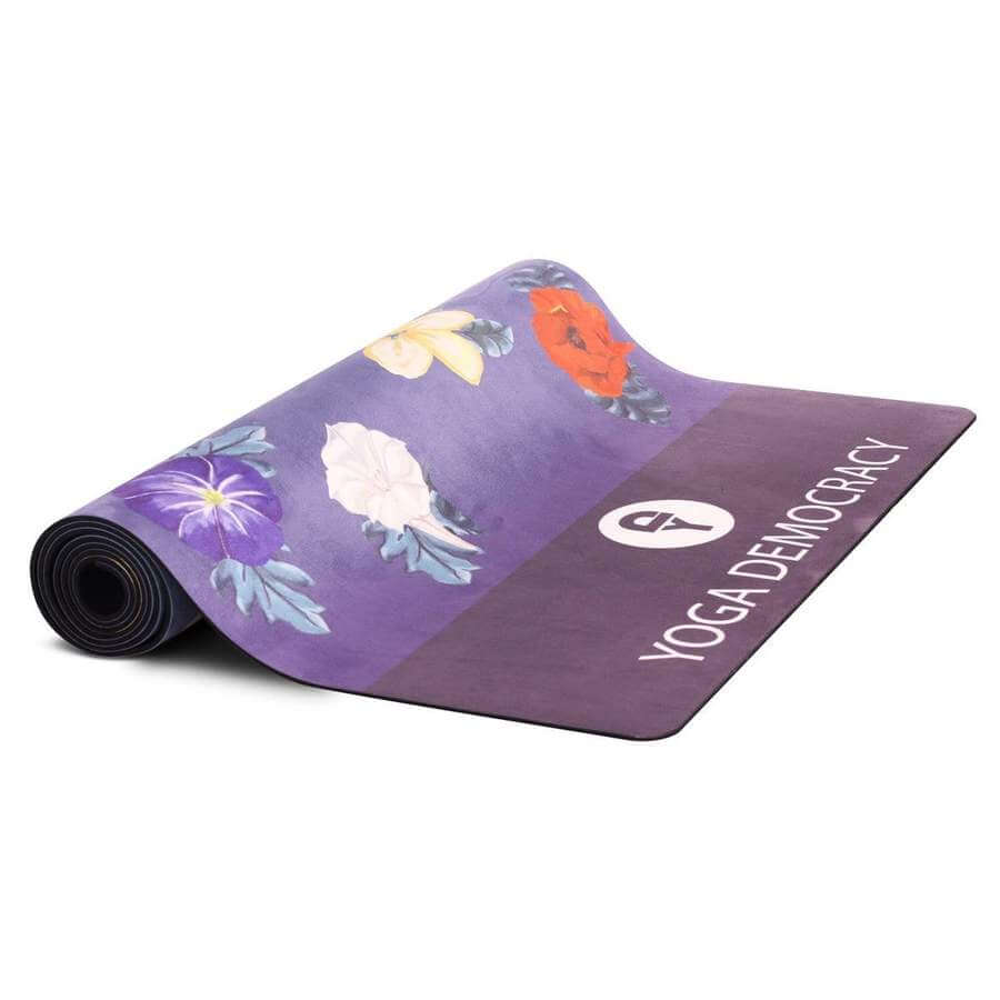 Yoga Democracy sustainable yoga mats