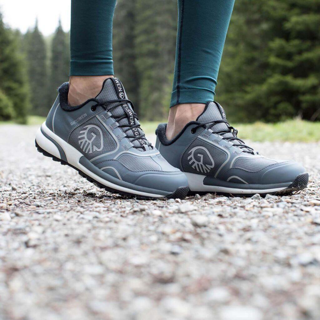 Giesswein Wool Cross X running shoe