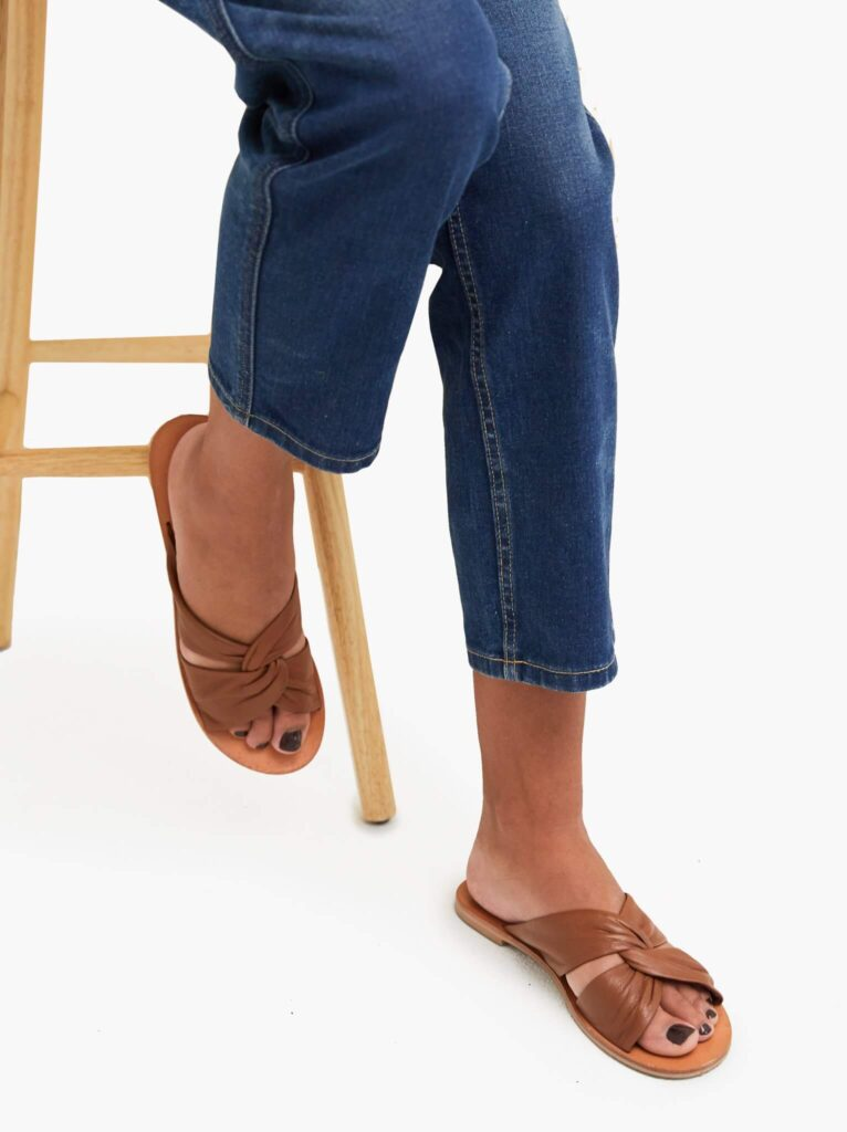 ABLE sustainable sandals