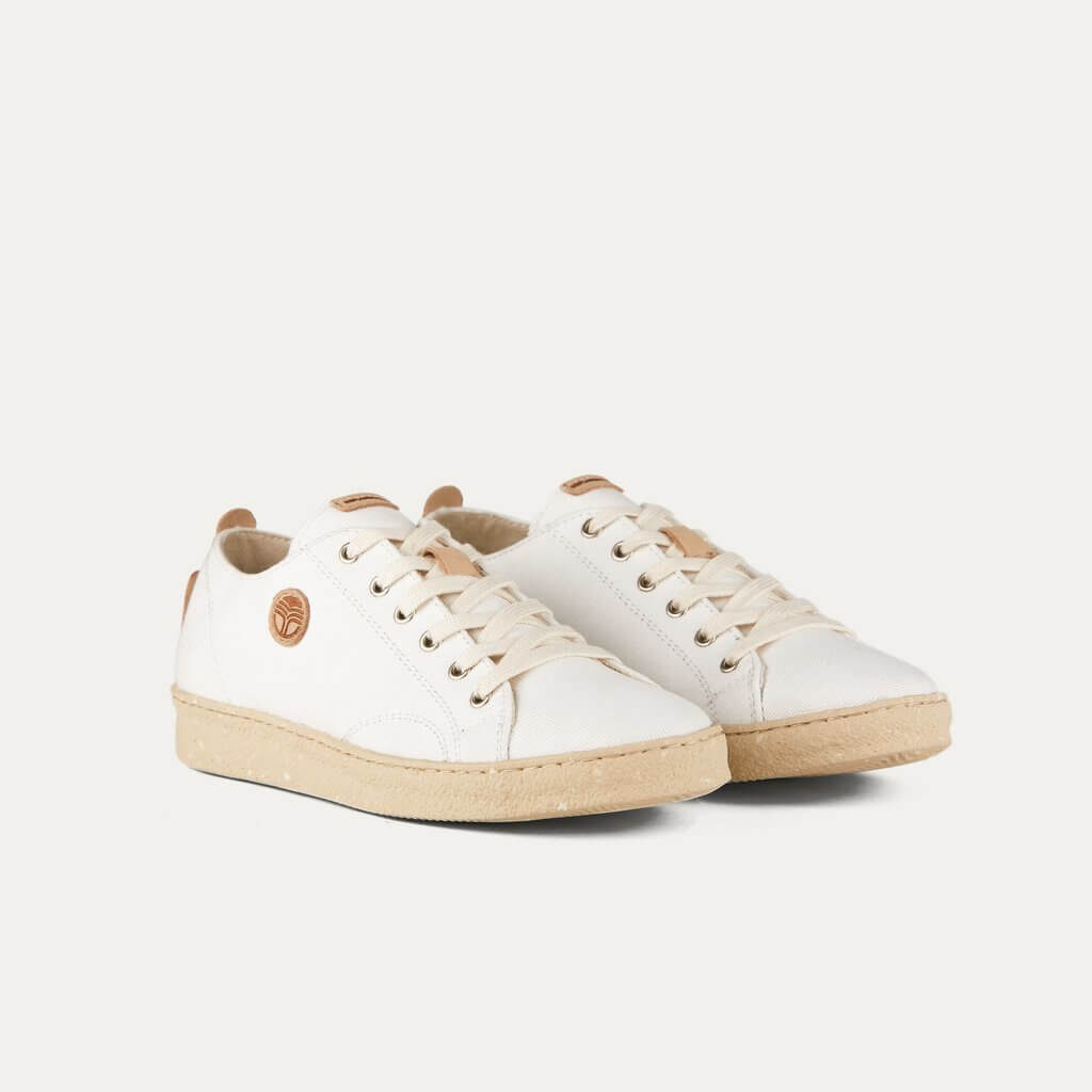 BeFlamboyant eco-friendly vegan sneakers