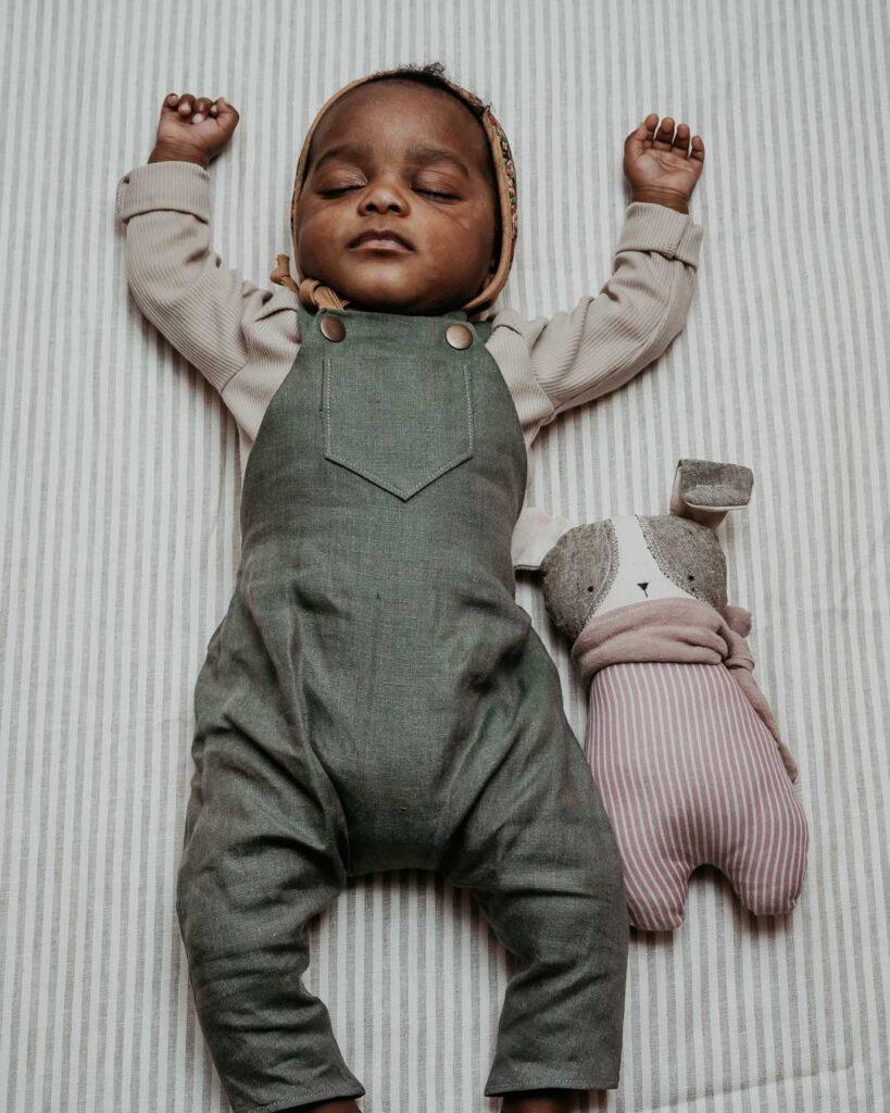 Beya Made organic baby clothing