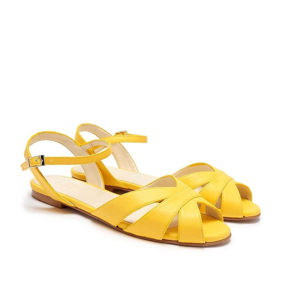 Beyond Skin sustainable sandals